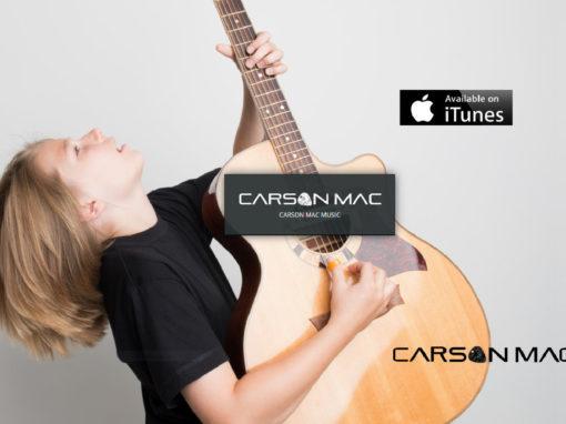 Carson Mac website design