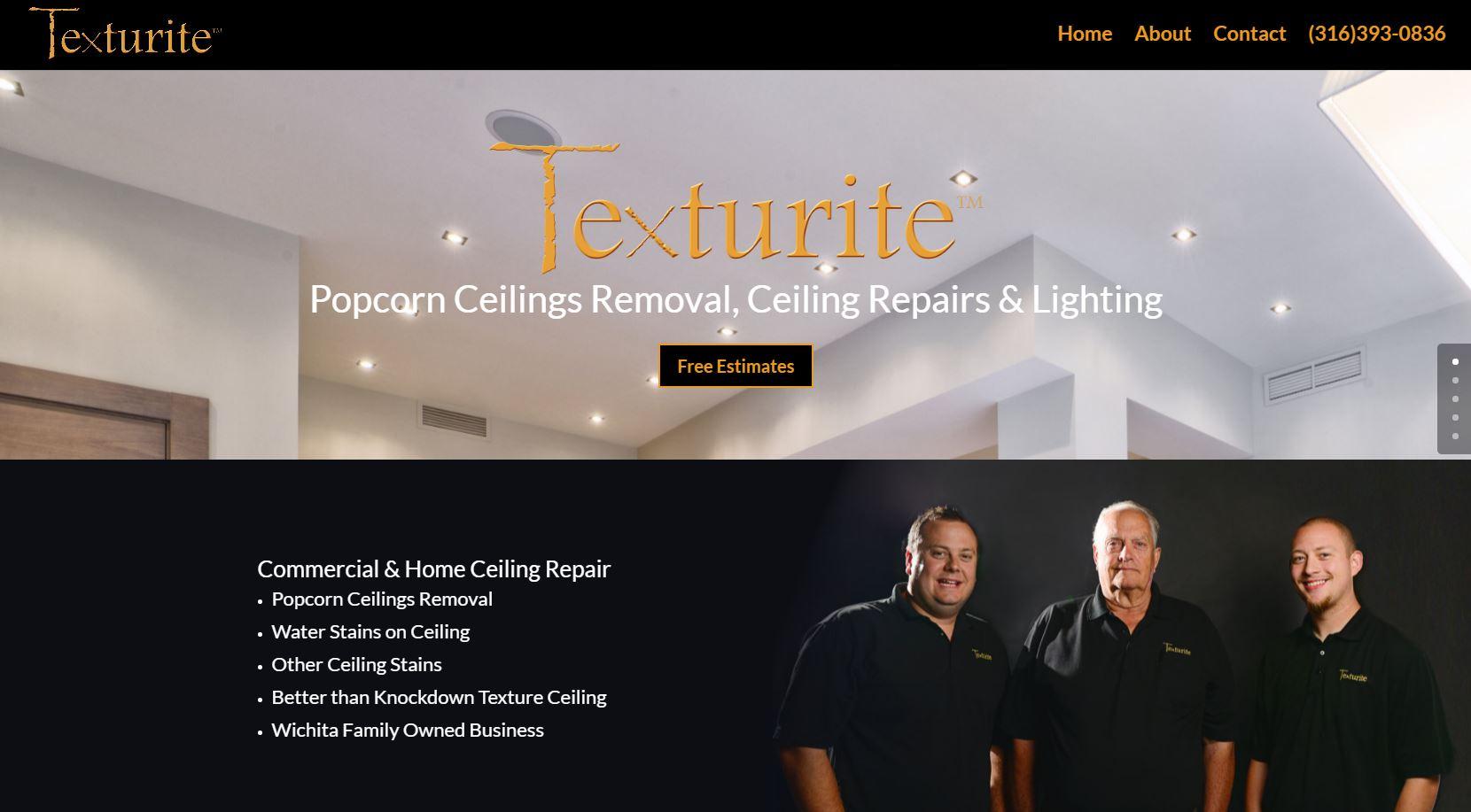 home remodeling website design - biglilfish divi website design